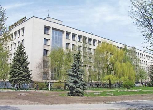 Кооперативный институт, г.Полтава